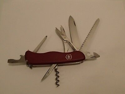 Swiss Army Victorinox Knife Outrider