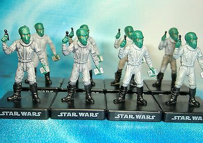 Star Wars Miniatures Lot  Duros Explorer Alliance and Empire !!  s97