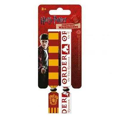 Harry Potter Festival Wristbands Arm Band Gift New Official Licensed Product