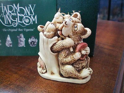 Harmony Kingdom Oktobearfest Bears Event Pc Marble Resin UK Made NIB