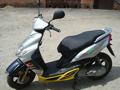 Yamaha Jog 50 Seat  [ Scooter Breaking Seat For Sale 2005