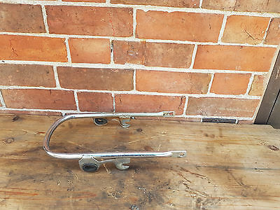 puch moped 50 rack ,rear rack 1970's not sure which model