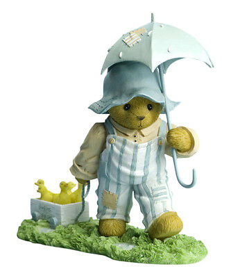 """Cherished Teddies """"brighter Tomorrows"""" Robby Cart #4031519  New *  Free Shipping"""