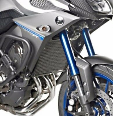 Givi PR2132 RADIATOR PROTECTOR YAMAHA MT-09 Tracer 2015 stainless Inox BLACK new