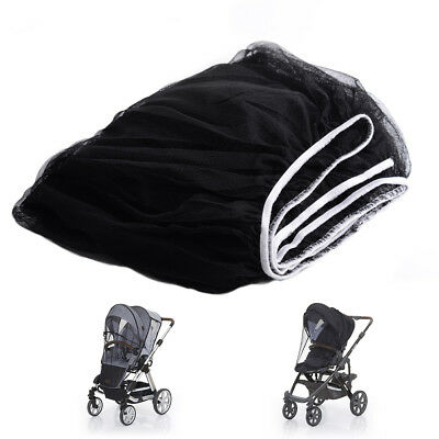Baby Buggy Pram Mosquito Net Pushchair Stroller Fly Insect Protector Cover Case
