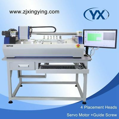 High Speed PCB Machine with Servo Motor,Max Mounting Capability: 7500PCS/H