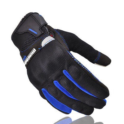 Madbike motorcycle gloves touch screen Summer Guantes motocicleta Glove Full