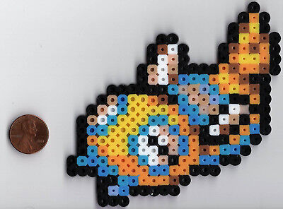 Dunsparce Pokemon Bead Sprite Perler Art Menu Icon