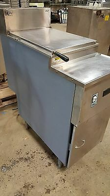 Pitco Frialator Stainless Steel 208 Volt Electric Pasta Cooker RTE14S