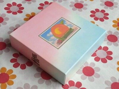 ALLMAN BROTHERS BAND eat a peach PROMO EMPTY BOX Japan mini lp cd