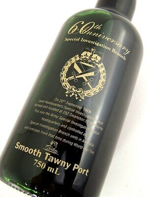 2003 ARMY SPECIAL INVESTIGATION Branch 60th Anniversary Port Isle of Wine