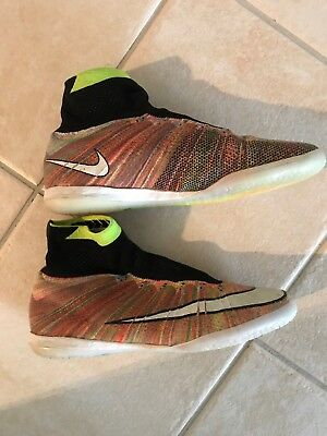 Nike Elastico Superfly Indoor Soccer Shoes US Size 9