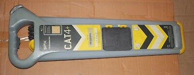 Radiodetection CAT4+ Underground Cable & Pipe Locator (Receiver Only)