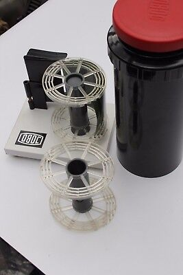Jobo 4X5 Inch Film Processing Kit With Tank 2Xreels And Film Loader