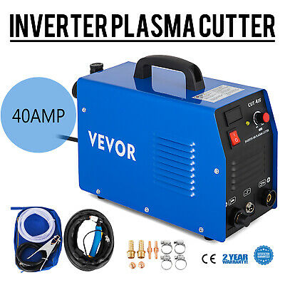 Plasma Cutter CUT-40F Integrated Air Inverter 40 A 230 V 12mm Cut Cutting