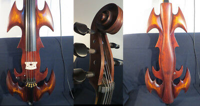 Great model fancy Song streamline 5 strings 4/4 electric cello,solid wood#12206A