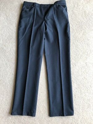 Men's Golf Trousers By Stromberg High Wicking Size 34R