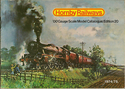 TRI-ANG HORNBY RAILWAYS OO Catalogues 17,20 and Track Plans Triang Rovex Trains