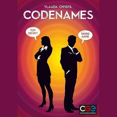 Codenames Board Game | geek code names party gift guessing fun new guess
