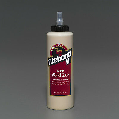 Titebond II Wood Glue Dark 473 ml