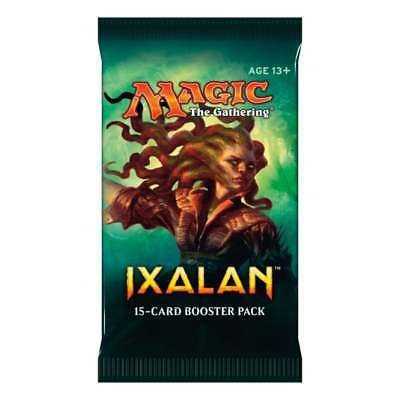 Magic the Gathering Ixalan Sealed Booster Packs
