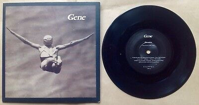 """GENE """"Olympian"""" Vinyl 45 NUMBERED LIMITED 1995 - VGC/Excellent"""