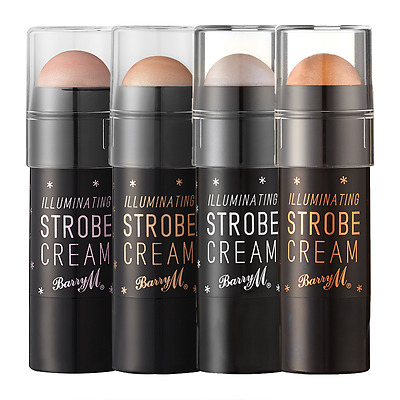 *NEW* Barry M Illuminating Strobe Strobing Cream Various Shades Sealed Authentic