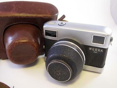 Zeiss Jena Werramat with Case