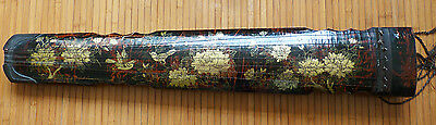 KOTO instrument music Japan old 19e century wood lacquer Japan zheng