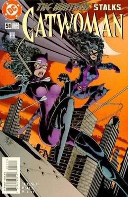 Catwoman (1993) #  51 (8.0-VF)