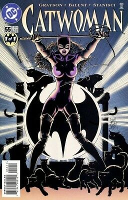 Catwoman (1993) #  55 (9.0-NM)