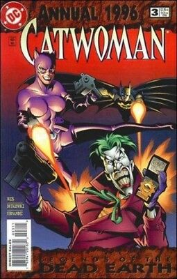 Catwoman (1993) ANNUAL #   3 (8.0-VF)