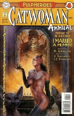 Catwoman (1993) ANNUAL #   4 (9.0-NM)