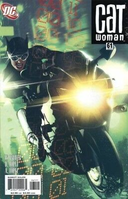 Catwoman (2002) #  61 (8.0-VF)