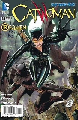 Catwoman (2011) #  18 (9.0-NM)