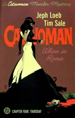 Catwoman When in Rome (2004) #   4 (9.0-NM)
