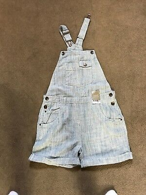 next, girls short dungarees, brand new with tags. age 12 years.