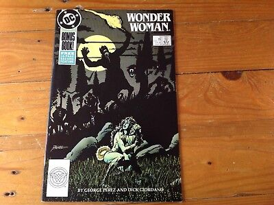 Wonder Woman 18, 1988 2Nd Series George Perez. 1St Appearance Of Circe!