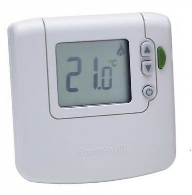 Honeywell Digital Room Thermostat DT90E with ECO feature (Wired)