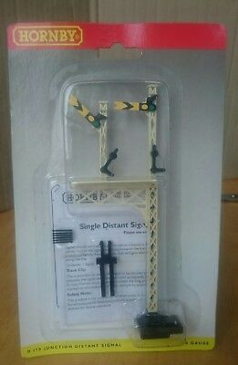 HORNBY - OO Gauge - R170 -  JUNCTION DISTANT SIGNAL -NEW