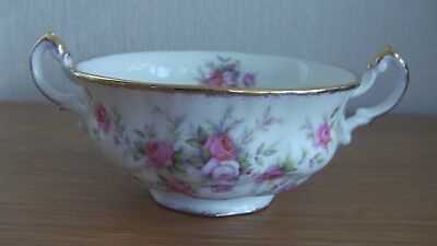 Paragon Victoriana Rose Soup Bowl with Handles