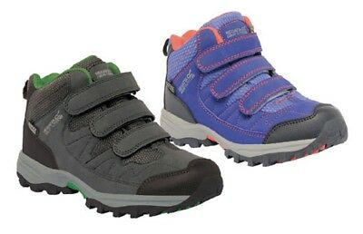 Regatta Helmshore Mid Junior Isotex Waterproof Adjustable Boot