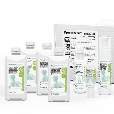 Prontoderm Kit MRSA-Hautdesinfektion  MRSA-Kit