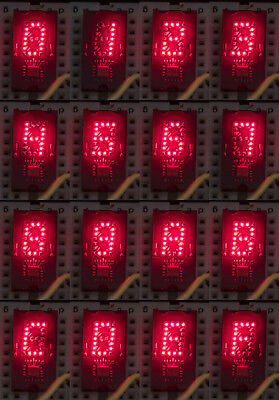TIL311 Nostalgisch 7-segment LED Dot Matrix Hexadezimal Display 4bit #4
