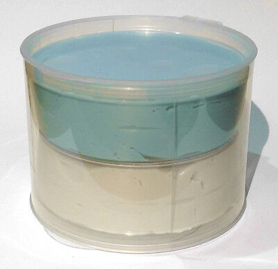 Blu-Stuff Silicone Putty - Press Mold Mould 300g - easy Greenstuff castings