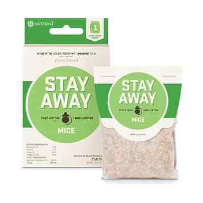 Earth Kind Stay Away Mice Repellent 2 Pouches - SA-MIC