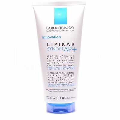 La Roche-Posay Lipikar Syndet AP+ Cream Wash 200ml - GENUINE & NEW