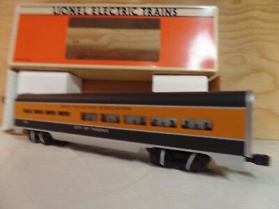 Lionel Train 1997 Tca City Of Phoenix Diner Dining Passenger Car W/box 6-52106