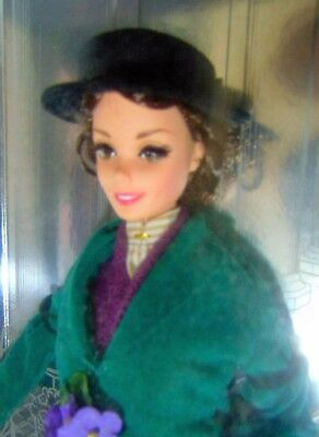 Barbie Doll Movie Star Audrey Hepburn Fair Lady Nrfb Vtg  Home Display Collect