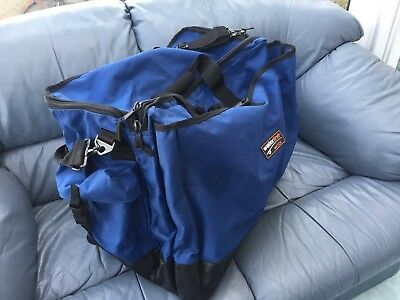 WATERLINE Match Carryall / Tackle + Net Bag. Brand new 'second' (been stored)